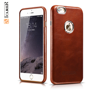 Genuine Leather Case For IPhone 6 6S 4 7 Inch Mobile Phone Back Cover For IPhone