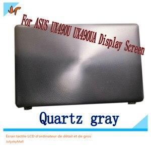 Image 2 - Сменный ЖК экран для ноутбука ASUS ZenBook 3 Deluxe UX3490U UX490U UX490UA, 14 дюймов