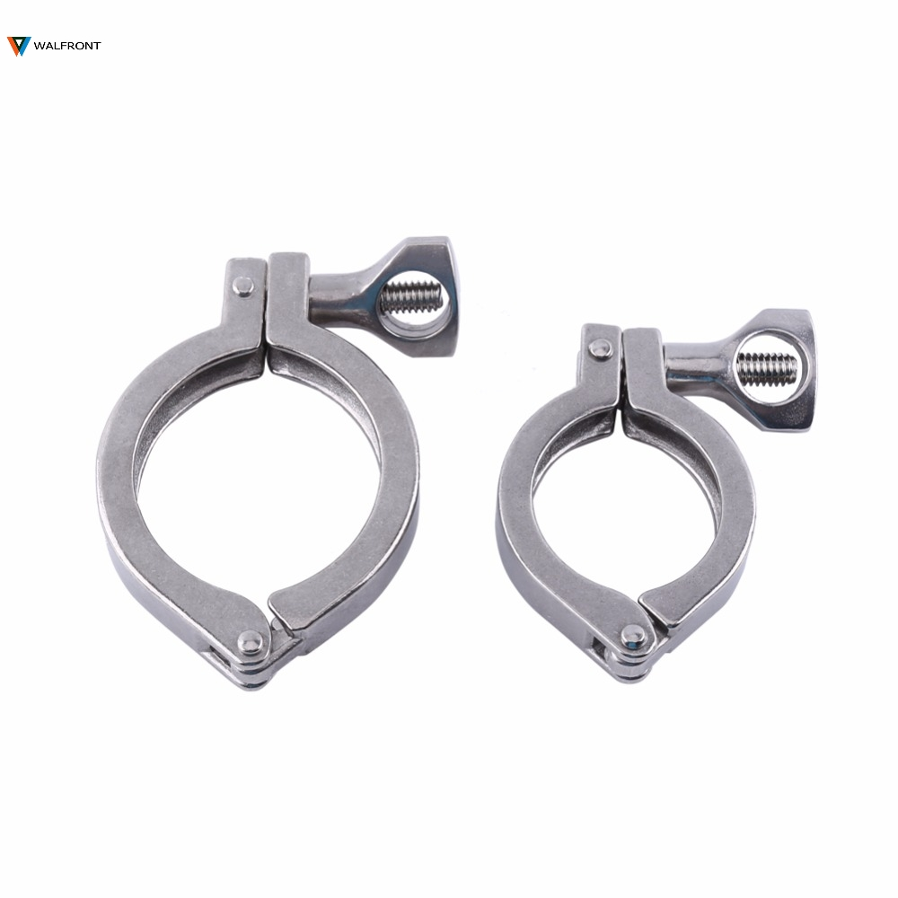Quot tri clamp stainless steel clover sus