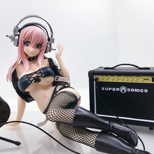 pretty Sonico Action Figure Super Sonic Swimsuit PVC Japanese Anime Figure Sexy Girl with Action Figure Collection Model Toy-in Action & Toy Figures from Toys & Hobbies on Aliexpress.com   Alibaba Group