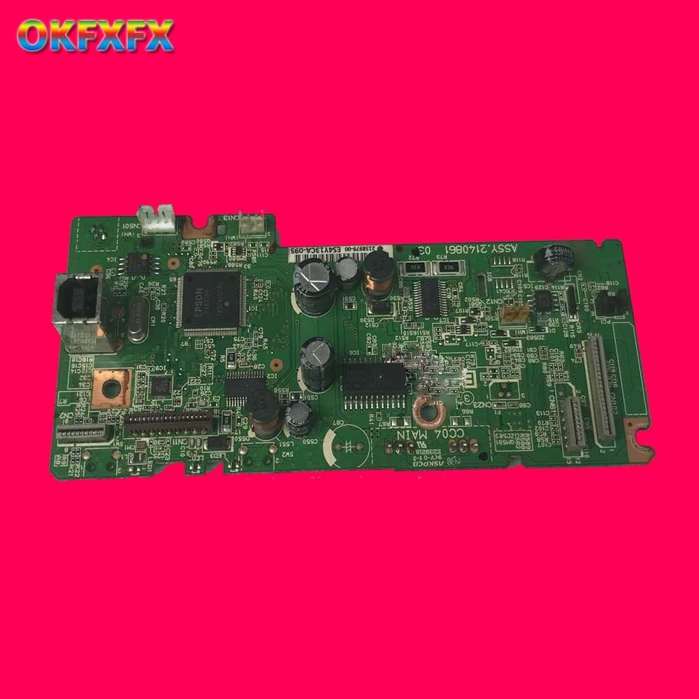 2140861, 2158980, 2140867, PCA ASSY placa del formateador lógica placa base madre placa principal para Epson L110 L111 L300 L301 L303 ME10 l312
