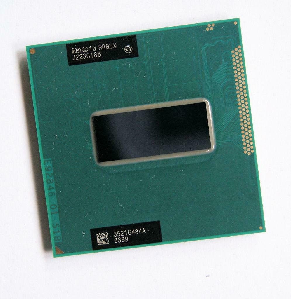 Image 2 - Intel Core i7 3630QM SR0UX PGA 2.4GHz Quad Core Laptop Processor Socket G2 I7 3630qm CPU-in CPUs from Computer & Office