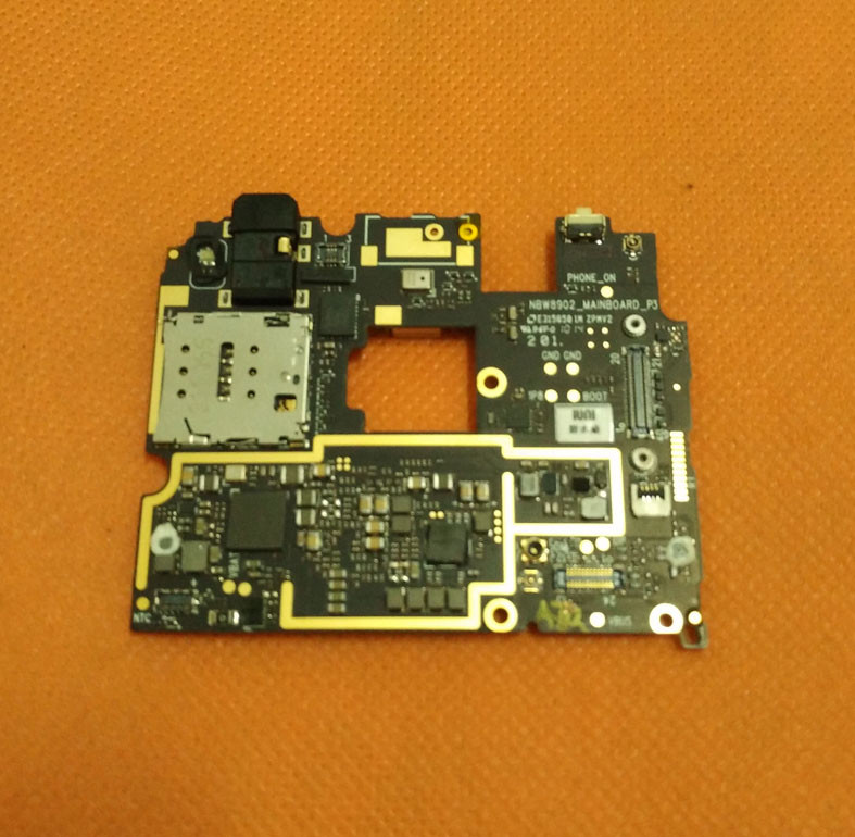 Original mainboard 3G RAM+32G ROM Motherboard for IUNI U2 Snapdragon800 Quad Core 2.2GHz 4.7 FHD 1920x1080 free shipping