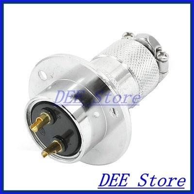 Universal P25-2 Core Plug Electric Deck Aviation Circular Connector tangda connectors servo motor plug aviation plug vw3m8122 17p 17pin 17 core ms3108b 20 29s elbow ydm30200447 a