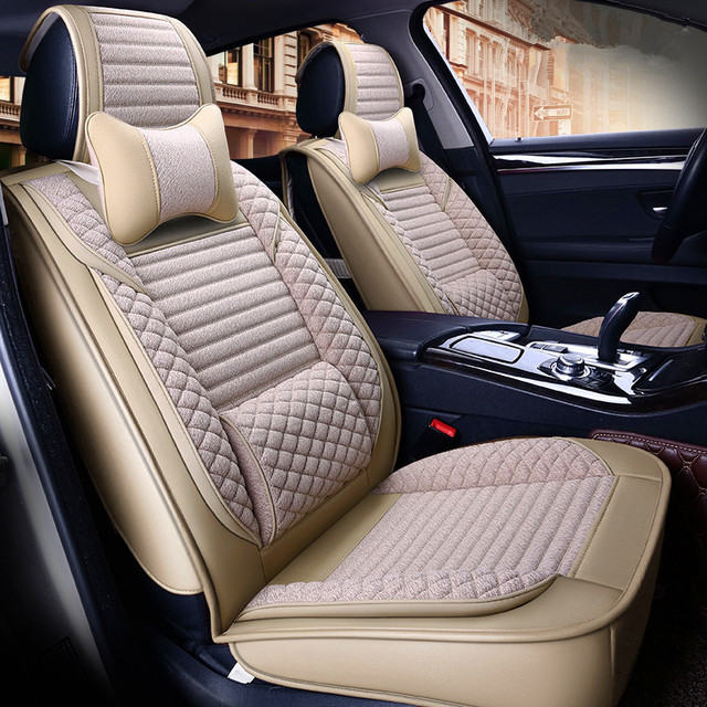 Full Set Car Seat Covers For Toyota Corolla 2018 2017 Durable Fashion 2016 Free Shipping In Automobiles From