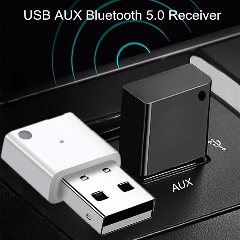 Audio-Receiver Mp3-Player Usb-Dongle-Adapter Car-Kit Usb Aux Bluetooth Wireless for Mouss