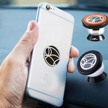 Metal Plate For Magnetic Car Phone Holder Mount Kit Attachme