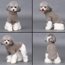 HOOPET Pet Dog Woolen Sweater made out of genuine wool