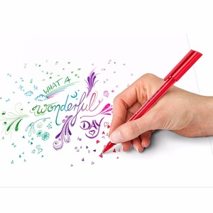Image 4 - STAEDTLER 10 color ballpoint pen 0.7 mm ball pen M pointed