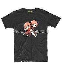 Kagura Kamui Mens & Womens Printing Tee T Shirt Short Sleeve Tee
