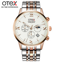 o2 Mens Watches Top Brand Luxury LIGE Military Sport Quartz Watch Men Waterproof Full Stainless Steel Leather strap Wrist watch