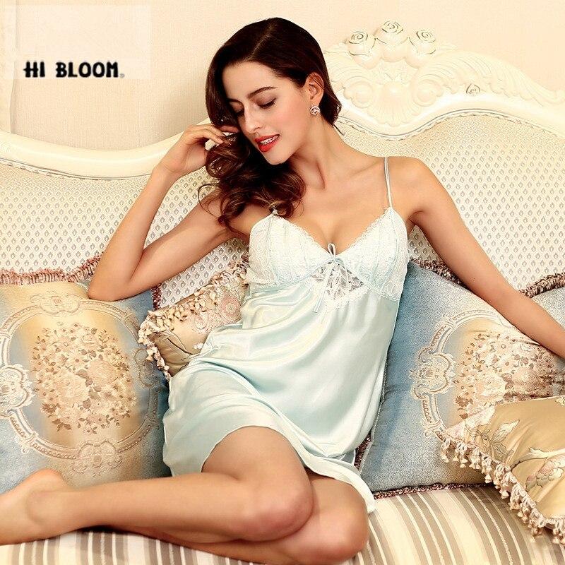 Schlaf-oberteile Damen-nachtwäsche Vorsichtig Dame Silk Satin Kimono Robe Morgenmantel Hochzeit Brautjungfer Nachtwäsche Bademantel