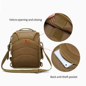 Image 4 - Mochila De Pesca bolsas de escalada mochila de hombro militar al aire libre, mochila para deporte, Camping, bolsa de pesca Molle Army XA36G