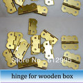 25*20mm Butterfly hinge furniture mini hinges wooden wine box x20