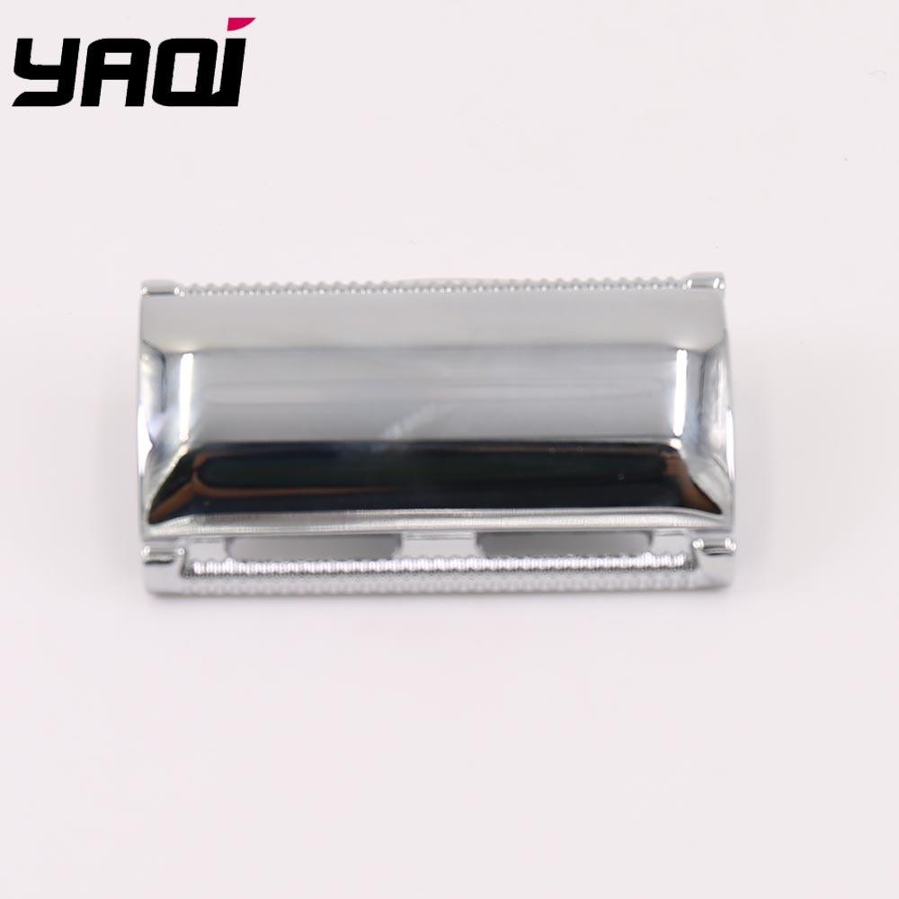 Yaqi Tech Chrome Color Safety Razor Head