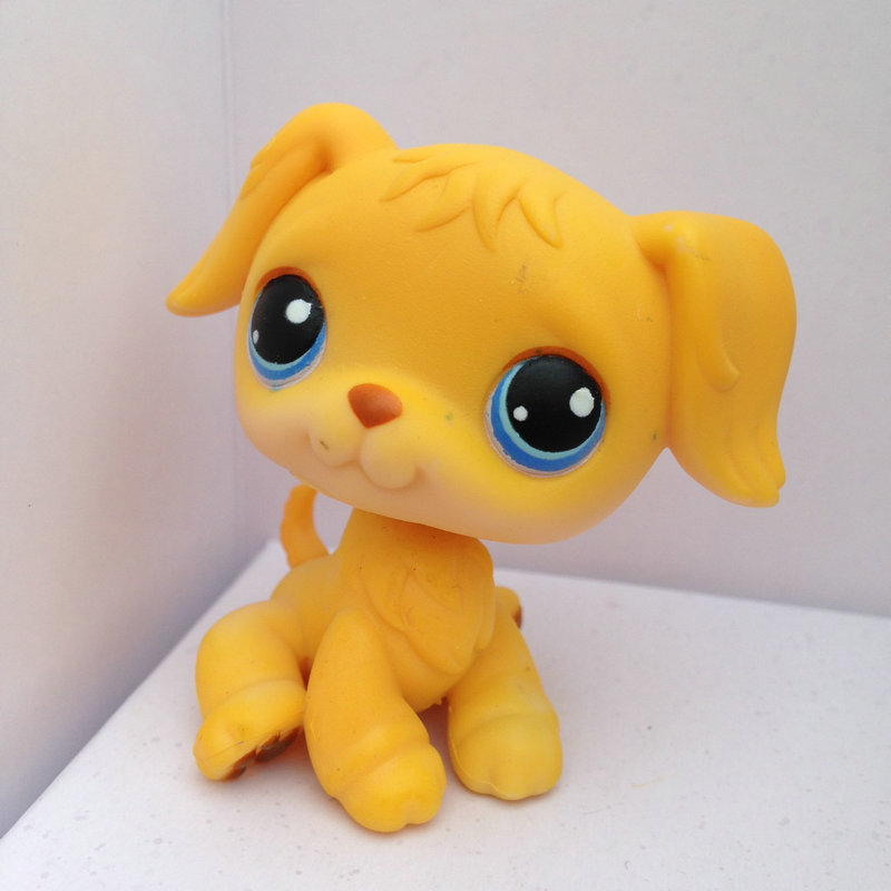 LITTLEST PET Animals Collection LPS Figure Girl  Dog  DWA302