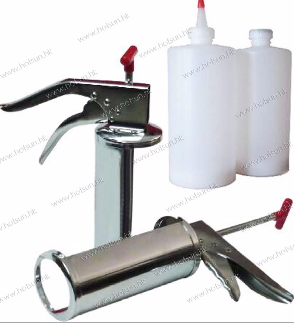 Здесь продается  700ml Manual Churros Filler Filling Machine  Бытовая техника