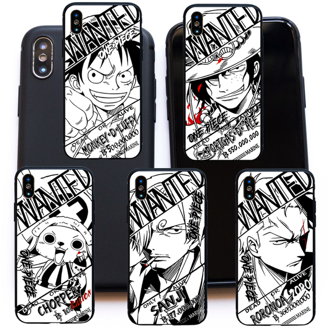 coque luffy iphone 6