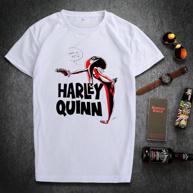 Superhero Suicide Squad Badass Harley Quinn Print