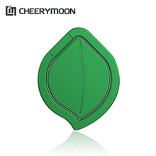 CHEERYMOON Hot Water Droplets Strong Suction Holder Universal Mobile Phone Ring Magnetic Metal Finger Grip Stand For iPhone 8