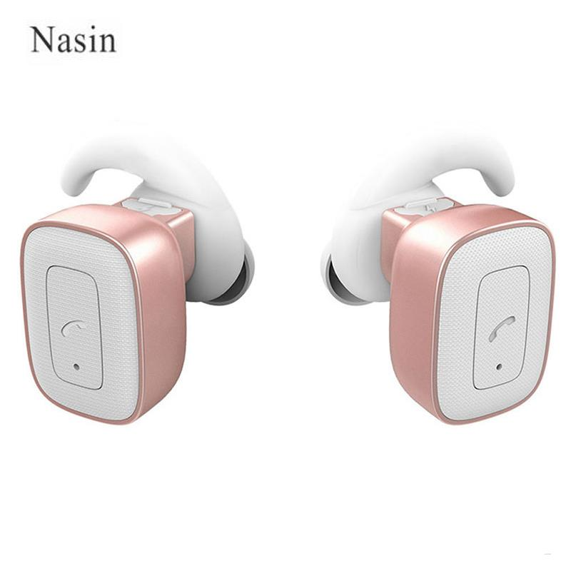 Mini Q5 TWS Bluetooth Earphone Twins True Wireless Stereo Earphones Handsfree Earbuds for iPhone Samsung Xiaomi Huawei x1t mini invisible twins true wireless bluetooth earphones csr 4 2 handsfree earbuds for iphone 7 plus samsung s6 xiaomi