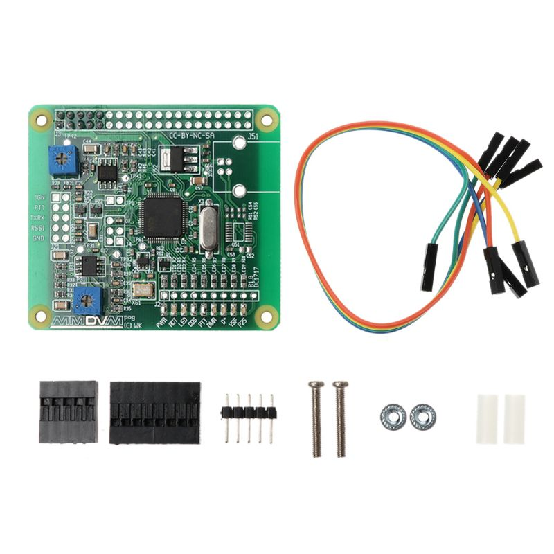 MMDVM DMR Repeater Open-Source Multi-Mode Digital Voice Modem For Raspberry Pi wiscore open source hardware module built in amazon alexa voice service function compatible with raspberry pi arduino microsemi