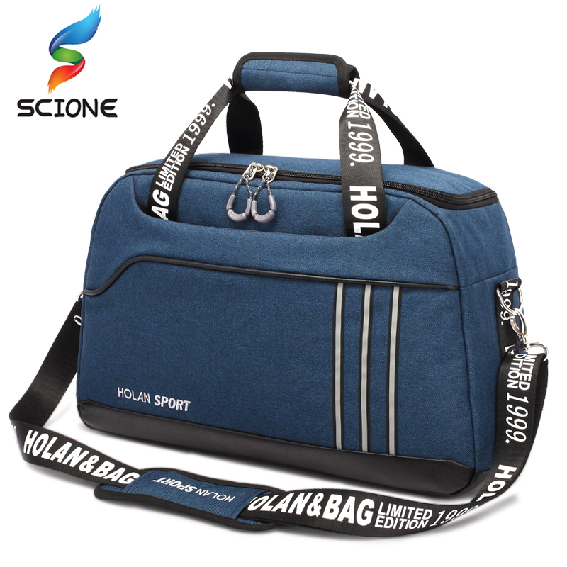 Hot Outdoor Sports Bag Gym Bag Men Women Multifunction Training Travel HandBag Portable Shoulder Fitness Bag Yoga Crossbody Bag hot professional top nylon waterproof sports gym bag women men for gym fitness training shoulder travel handbag yoga bag luggage