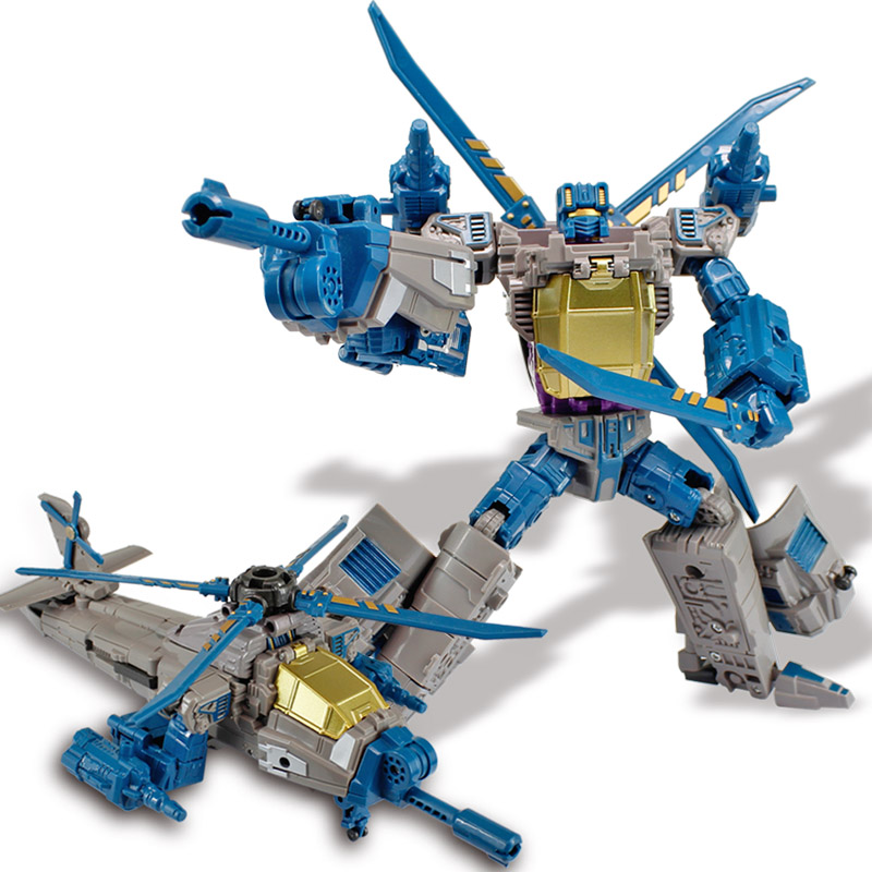 New Transformation Anime Series Action Figure Toys 4 Kinds Robot Truck Alloy Class Trolls Model Anime Figure Toys for Boys