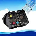 Refillable Ink Cartridge For HP 650 hp650 for HP Deskjet 1015 1515 2515 2545 2645 3515 printer