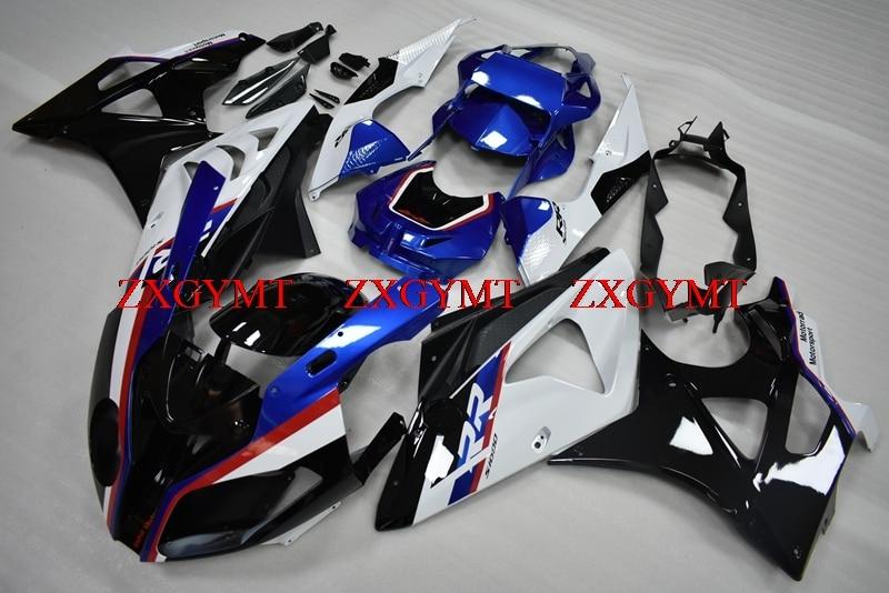 Fairing for S1000 RR 2010 - 2014 Abs Fairing S 1000 RR 2011 Black White Blue Body Kits S1000RR 11 12Fairing for S1000 RR 2010 - 2014 Abs Fairing S 1000 RR 2011 Black White Blue Body Kits S1000RR 11 12