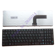 Russian Keyboard FOR ASUS K52J N50 K52 A53 G60 N73 F50 N61 G72 G51 N71 N53 F50N F50Q F50S RU With border laptop keyboard Black(China)