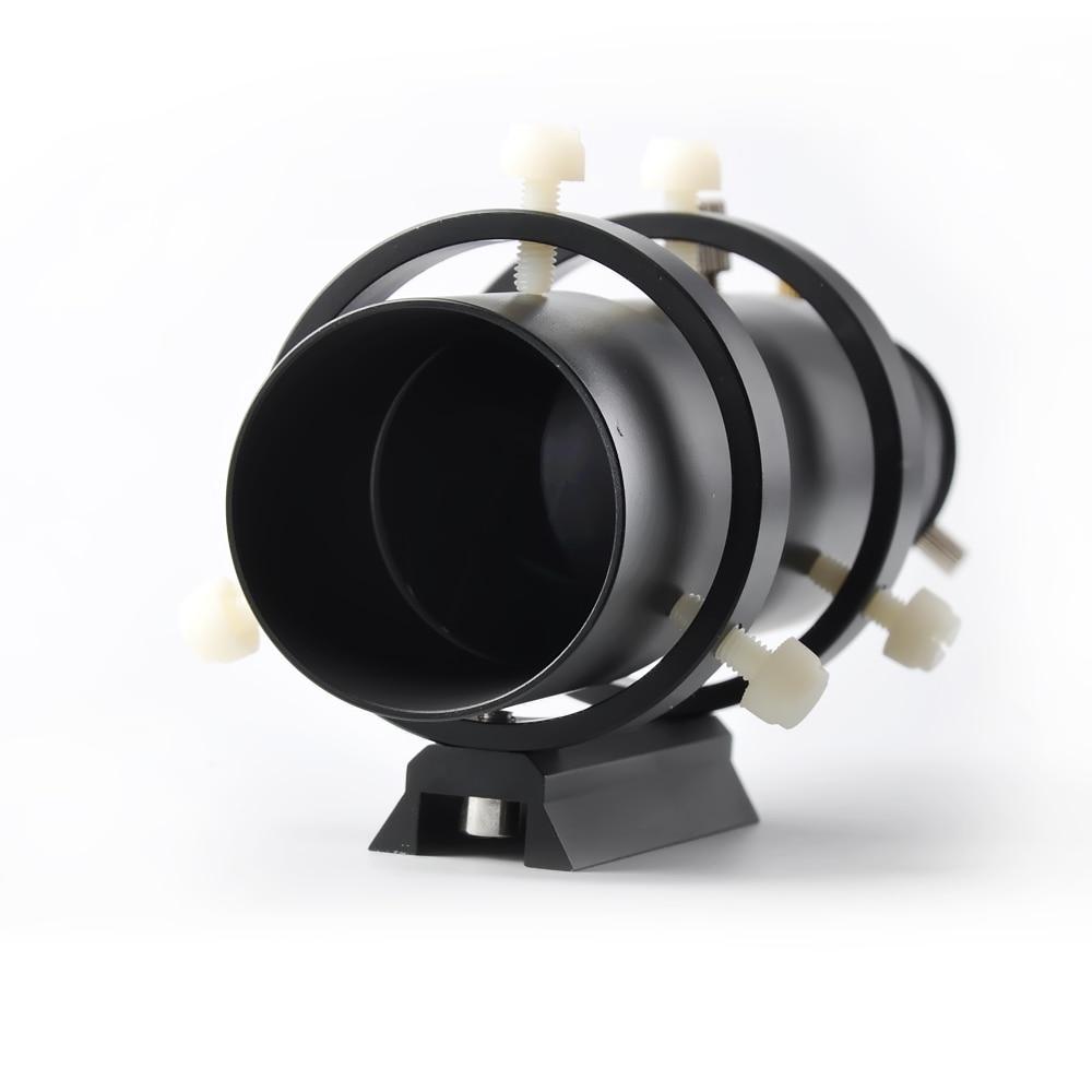 F50 50mm Guidescope 190mm Longueur Focale, F/3.4 le Rapport F/D, entièrement Enduit w/Hélicoïdale de Mise Au Point Télescope Astronomique