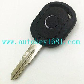 New Substituição do Controle Remoto da Chave Do Carro Para Chevrolet Lova Optra Lacetti 3 botão 433 mhz com Chip de 4D60 com lâmina sem cortes
