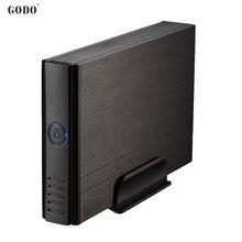 SATA I II to USB3 0 super speed external 3 5 HDD enclosure case box Sata