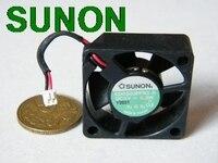 SUNON 5 В 0.3 Вт 3 см 3010 подшипники миниатюрный вентилятор охлаждения kd0503pfb3-8 kd0503pfb3
