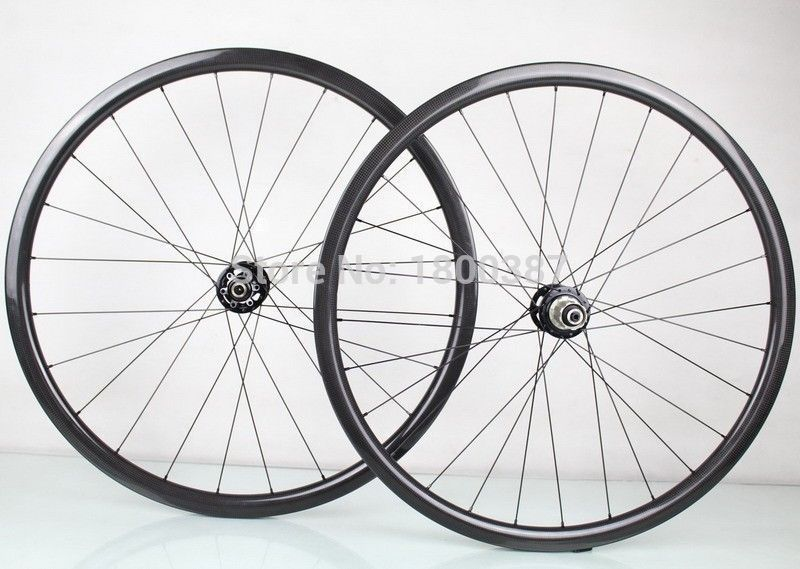 27.5ER MTB 100% Full Carbon Fiber Wheels, 650B Carbon Fiber Mountain Bike Wheels 29er Bicycle Clincher Tubeless wheels
