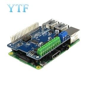 Image 4 - NEW! Stepper Motor B + Robot Expansion Board Servo HAT for Raspberry Pi 3 PI 2  Mini Kit