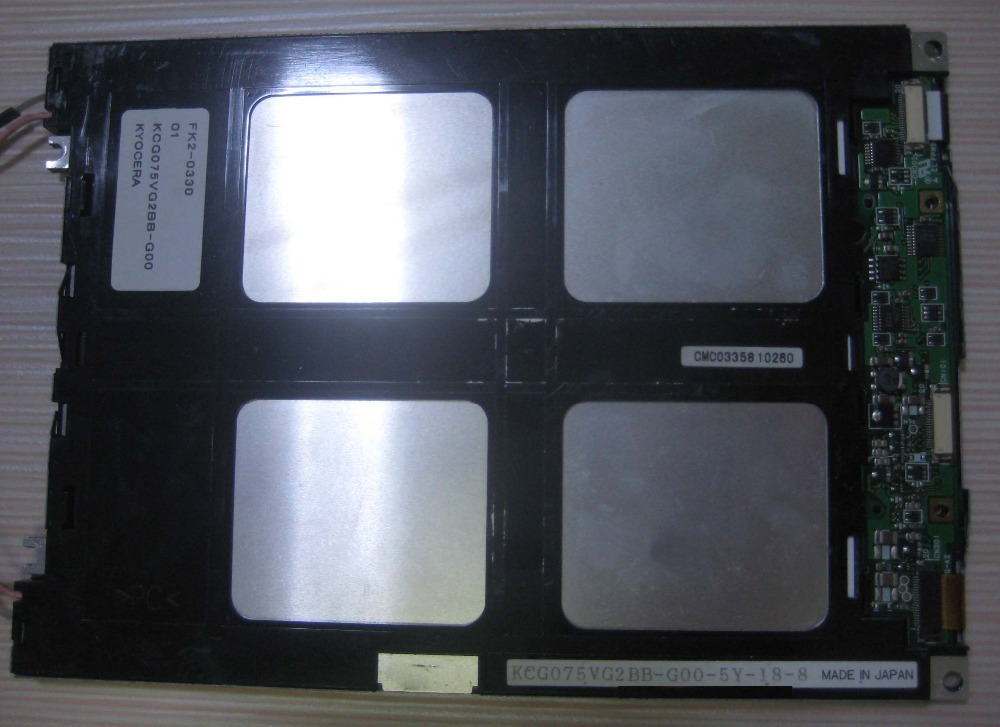 цена LCD display KCG075VG2BP-G00 KCG075VG2BK-G00 KCG075VG2BB-G00 KCG075VG2BE-G00