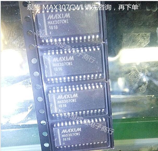 10pcs/lot  MAX307CWI 10pcs/lot  MAX307CWI