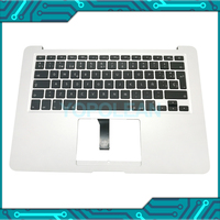 New Upper Case With Spain Spainish Keyboard For MacBook Air 13 A1466 Top Case Palmrest 2013 2014 2015 2017 Years