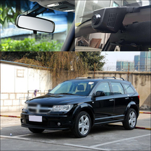 Cheap price BigBigRoad For Dodge Journey APP Control Car Wifi DVR Driving Video Recorder Car Black Box parking camera night vision