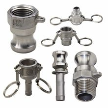 1pc 304 Stainless Steel Homebrew Camlock Fitting Adapter 1/2  MPT FPT Barb Cam Groove Pipe Fitting For Hose Pumps Mayitr  sc 1 st  AliExpress.com & Stainless Pipe Fittings Promotion-Shop for Promotional Stainless ...