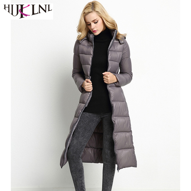 Aliexpress.com : Buy HIJKLNL jaquetas femininas 2017 Winter Long ...