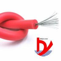 Мягкий силиконовый провод высоковольтный провод и кабель 25KV 30KV 40KV-20AWG 18AWG 17AWG 15AWG анти-пробоя