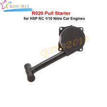 High Quality Plastic R020 Upgrade Parts Pull Starter for HSP RC 1/10 Nitro Car Engines Parts Tools