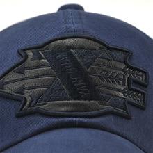 Embroidery Fashion Cap