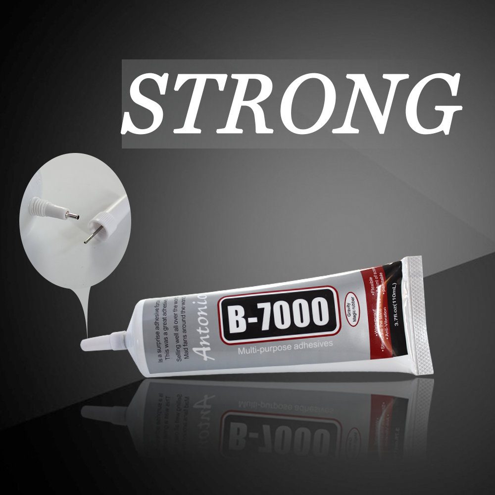 Melhor cola multi purpose 110 ml adesivo jóias resina cola epoxy diy jóias artesanato strass de vidro