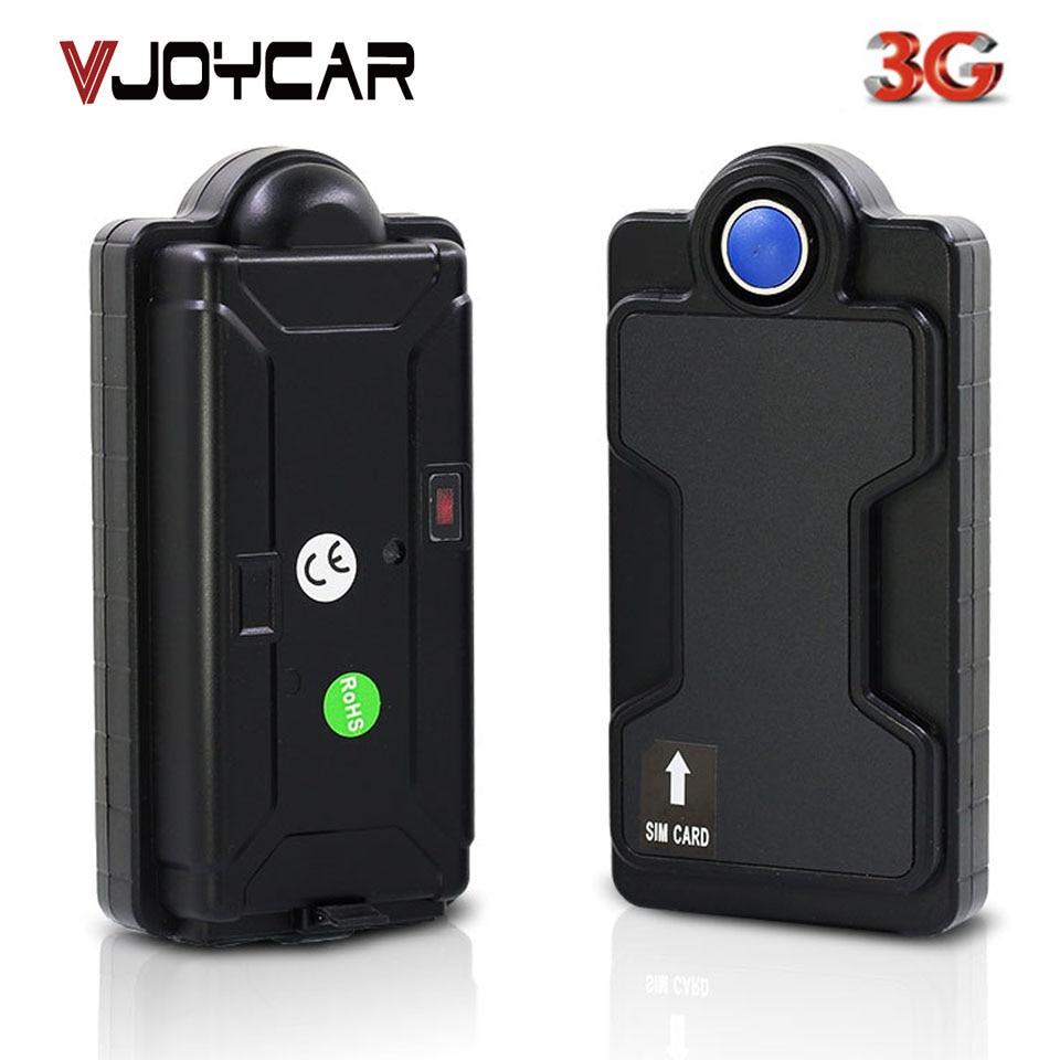 VJOYCAR 4G 3G 2G TK05GSE Kalis Air Magnet GPS Tracker Kereta Motosikal 5000mAh 90 Hari Masa Siap Masa Kendaraan Pencari TK05SE TKSTAR