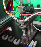 Стойка рамки инжектора common rail с коллектором масла для стенда теста common rail