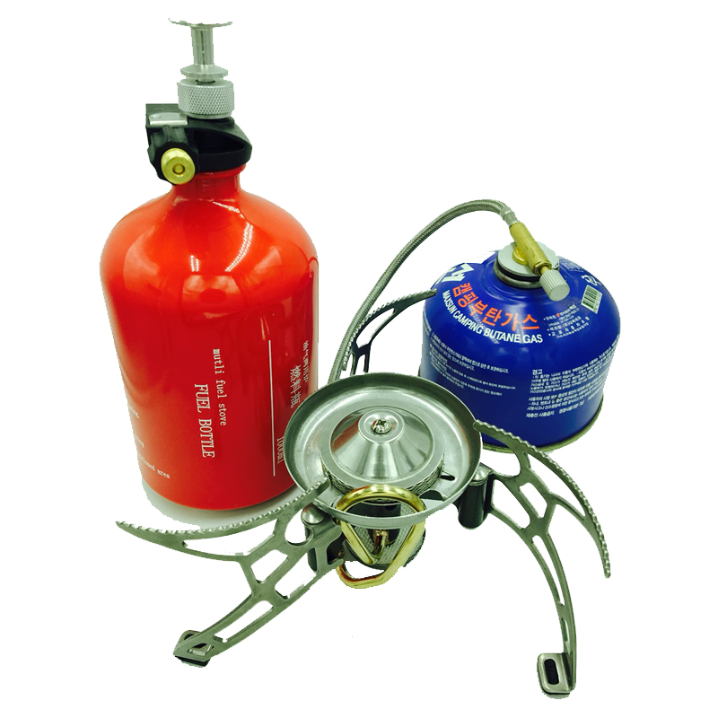 Gas-burner stove heaters for tents camping gas torch  refilling cylinders kerosene petrol confi